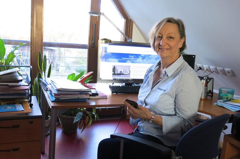 Myriam Duchene consultante Alteris